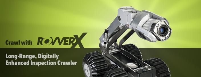 Rovver Mainline CCTV Pipe Inspection Camera