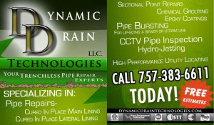 Call Today for your free pipe inspection