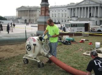 Pipe Repair Services In Washington, DC - Dynamic Drain